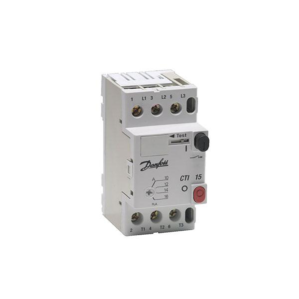 Контакторы и пускатели электродвигателей Danfoss